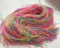 Wholesale For the colorful extra strings Kendama Holder Kendamas rainbow rope pendant Suitable for Kendama size CM