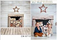 Fondos 5X7ft bebé Puntales estudio para Fotos muselina ordenador Impreso Fotografía Digital Studio paño de background
