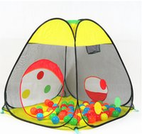 Cheap Wholesale-Best Selling!! Free Shipping Outdoor Play Sport Games Tent,Funny Baby Toy Play Game House For Sale