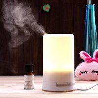 warm mist humidifier - Hot Mini protable Ultrasonic ML Air Humidifier Purifier Lonizer Warm White Aroma Diffuser Mist Maker for Home