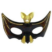 bats factory - Factory direct sale masks The new mask Halloween party mask dance mask goggles cartoon bat mask colors