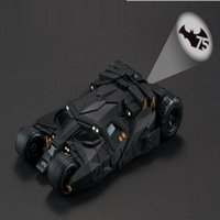 apple projector - Super Fashion BANDAI Batmobile Crazy Case For Apple S Batman Projector Light Free Toughened Glass Film For Iphone S