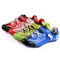 cycling shoes - Cycling Shoes for Road Bike Nylon Tpu Sole Road Bicycle Shoes
