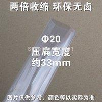 Wholesale mm transparent shrink tube heat shrink tubing heat shrinkable tube insulation ROHS environmental certification