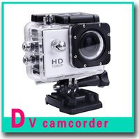Wholesale HD mini DV camcorder sports coyotes SJ4000 aerial camera waterproof camera Gopro hero4