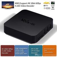 add internet - MXQ k RK3229 Smart TV Box Android Google TV Box XBMC Fully Loaded KODI Quad Core TV Box Support Wifi H K Internet Add ons