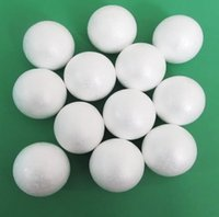 bamboo tree gift - 2lot Christmas gift MM Modelling Polystyrene Styrofoam Foam Ball Sphere XMAS Decoration Craft