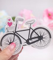 Paper bicycle schools - 2016 New arrival European style gift boxes wedding favors favor boxes gift boxes bicycle Sweet box TH9