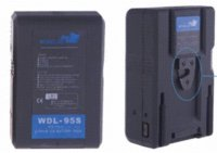 v mount battery - WONDLAN DSLR wh v mount V lock battery charger is not included batterie battery free wireless mouse
