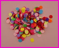 bargain flowers - 1000PCS cm quot colorful round felt pads for flower and brooches back mm round felt patches Bargain for Bulk