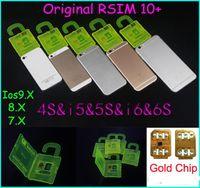 r sim 8 - Newest Official R SIM rsim10 RSIM Thin sim Card unlocking for Ios9 X X X For iPhone S s s Sprint AU Softbank s direct use