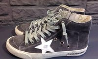 Wholesale Fashionable and high quality Golden goose men s women s shoes comfortable casual shoes attached the skates GGDB