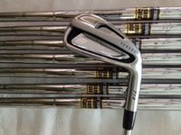 Wholesale 8PCS Oem AP2 Golf irons AP2 Irons P With Steel shaft Golf clubs irons top quality