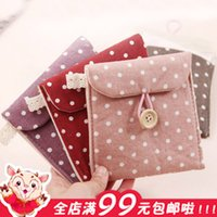 Cheap Korea fresh linen napkin factory direct admission package sanitary napkin package package