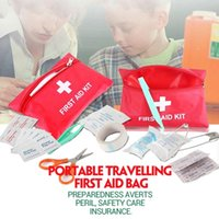 best emergency kits - Best seller in first aid kit outdoor emergency Medical package bag life rescue survival equipment for traveling trip tool