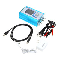 Wholesale 5MHz quot LCD Dual Channel DDS Function Signal Generator Arbitrary Waveform Signal Source