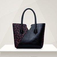 leather handbags - Fashion Handbags Designers Woman Bag Real Leather Women Bags Handbag High Quality Stars Boston Purses Handbags Tote Shoulder Bags