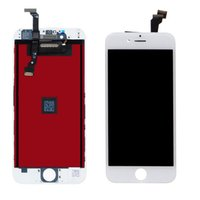 Wholesale Black White AAA iphone5 LCD Display Touch Screen Digitizer Full Assembly for iPhone S C Replacement Repair Parts DHL free ship