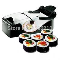 Wholesale Hot sale Cooking tools Porphyrilic omlet mould rice balls sushi maker machine sushi set sushi rolls sushi curtain roll