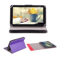 Sleeve/Pouch 7'' for 7 inch tablet US Stock! Universal 9 inch Tablet PC Cover Case PU Leather Stand Smart Cover Cases for 9 inch Tablet PC