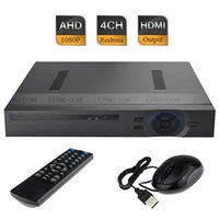 Wholesale CCTV H CH AHD H HD P Full Realtime Hybrid DVR Security NVR HDMI Port