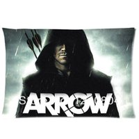 arrow tv series - TV Series Arrow Oliver Queen Stephen Amell Pattern Cool Personalized Custom Soft Rectangle Pillow Case Cover X30 Two Sides
