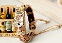 Cheap Cowhide bracelet Best Infinity bracelet