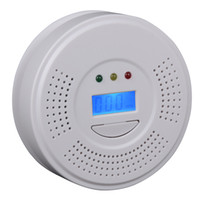 Wholesale MONITECH Carbon Monoxide Alarm Human Voice Prompt High Reliable Electrochemical Sensor Auto Detect Sensor Failure JKD610