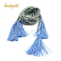 banded curtains - 1 Pair Window Curtain Drapery Tying Tassel Fringe Tie Backs Holder Decorative Band Curtain Tie Rope