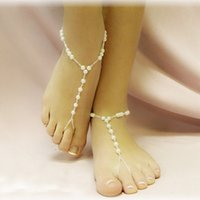 Cheap barefoot sandals Best anklet chain