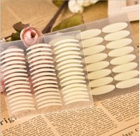 Wholesale New Hot Sale Invisible double Eyelid Tape TRIAL pairs stiker