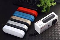 big wholesale - Mini Pill Bluetooth Speaker Pill XL Speaker Portable Wireless Speakers Bulit in Mic Handsfree Support TF USB mm Audio Big Sound Speaker