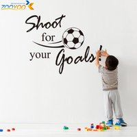 Cheap Wall Stickers Best football wall stickers