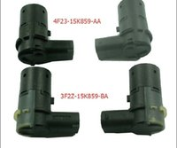 Wholesale 4 Pieces For2001 Ford F250 Truck REVERSE BACKUP Parking Assist Sensors New