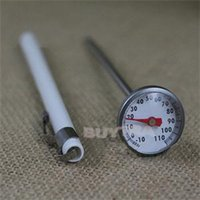 Wholesale High Quality Stainless Steel Thermometer for Cooking Food New Household Classic Kitchen Dial Thermometer