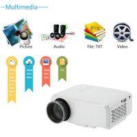 analog input - GP9S Portable Full HD P LED Projector Lumens Home Theater Beamer VGA HDMI Analog TV USB SD AV Input Projector V1960