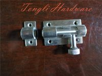 Wholesale 2015 special offer for small high Quality Stainless Steel Door Bolt Gate Lock when buy with other door handle