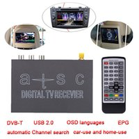 analog tv - ATSC NTSC Mini Decoding Set Up TV Box Car Digital TV Box Mobile Analog TV Tuner Channel Receiver USB2 RCA MPEG MPG MOV All use K2320