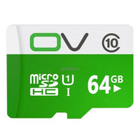 Wholesale OV Micro SD SDHC Class Memory Card GB REAL Capacity in Retail Packaging for Mobile Phone Camera Tablet