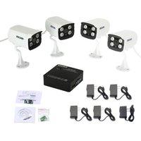 Wholesale Escam Super Mini CH NVR KIT plus P IP IR Bullet Camera