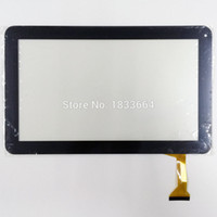 Wholesale 10 quot inch Prestigio JU SR DH A1 FPC033 V3 DH A1 FPC033 Tablet Touch Screen Panel Digitizer Glass Sensor Replacement