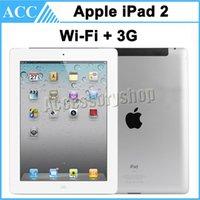 Wholesale Original Apple iPad WIFI G Unlocked inch GB GB GB IOS A5 Warranty Included Black and White