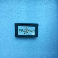 Jeux vidéo usa Avis-LOT / 50 PCS CARTE DE JEU DE VENTE VENTE CHAUDE: Fire Emble Scaled Eponge USA EDITION VENTE TRÈS CHALEE
