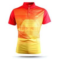 Wholesale Printing words for free new badminton shirt badminton clothes table tennis shirt table tennis clothes T shirt