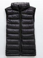 Wholesale 2015 new arrival winter vests boys clothes girls clothes black sport vest children clothing warm down jackets boys vest children waistcoats