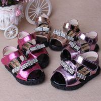 bebe wedges - Kids Shoes Girls Shoes Bebe First Walker Infantil Sapato Bebe Soft Flexible Shoes Newborn Baby Girl Fashion Rhinestone