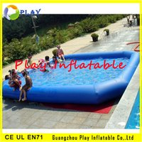 Cheap Outdoor inflatable swimming pool for kids Inflatable Water Pool for water balls