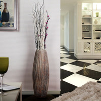 american bamboo flooring - Jingdezhen ceramic of large vases home furnishing articles european style lucky bamboo art