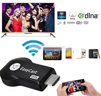 HDD Player Android 4.1 MK809 II  EZCast M2 OTA WIFI Media Player Miracast DLNA Airpaly 1080P Windows iOS Andriod Ipush Smart TV Stick Dongle Google Chromecast