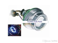 Cheap Free shipping ! wholesale price G3 Bi-Xenon HID Projector Lens Light Kits with Angle Eyes